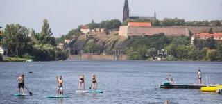 Где искупаться в Праге