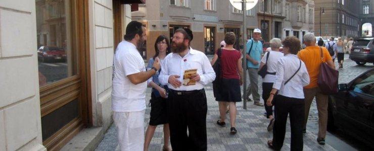 Судьба евреев Чехии