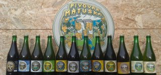 Пивоварня Матушка (Matuška)