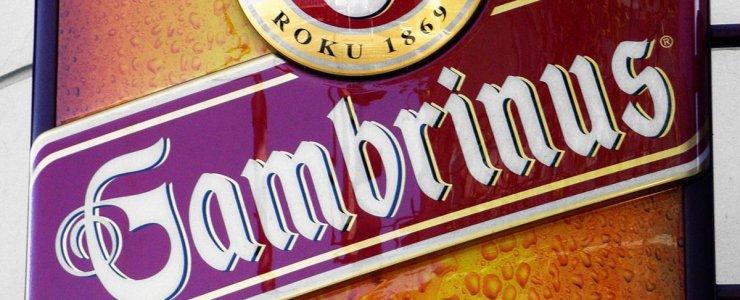 Пивоварня Gambrinus