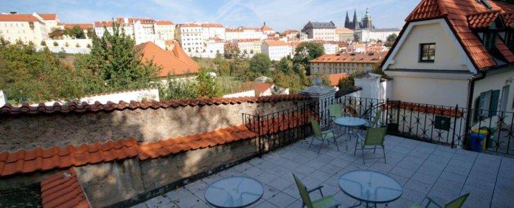 20 лучших летних кафе в Праге