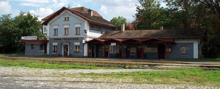 Велеславин - Veleslavín