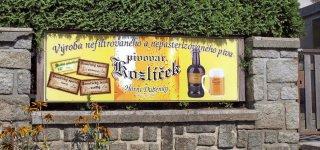 Пивоварня Козличек (Kozlíček)
