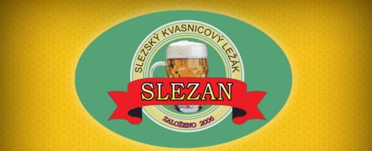 Пивоварня Слезан - Slezan