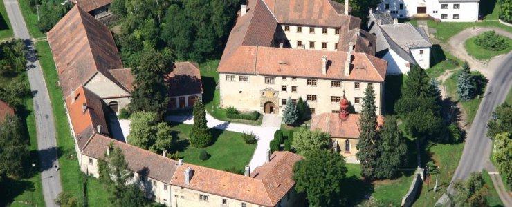 Крепость и замок Старые Грады