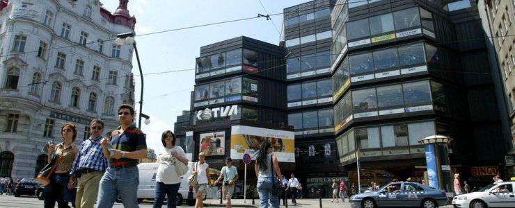 Торговый центр Якорь - Kotva