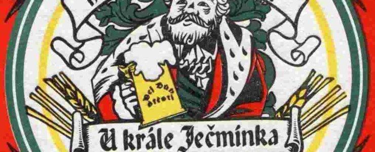 Пивоварня У короля Йечминка - U krále Ječmínka