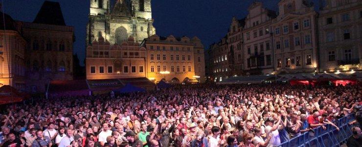 Популярные музыкальные группы Чехии