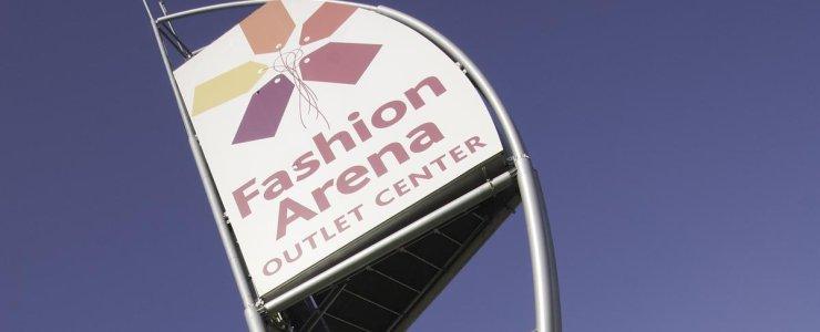Торговый центр Fashion Arena