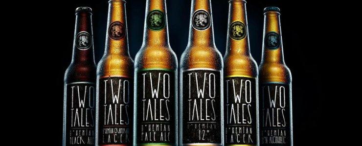 Пивоварня Две истории - Two Tales