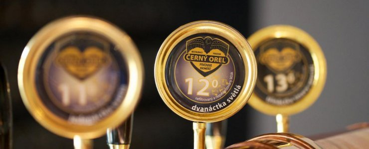 Пивоварня Черный Орел - Černý Orel
