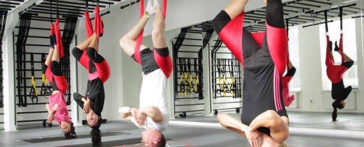 Фитнес-центры в Праге
