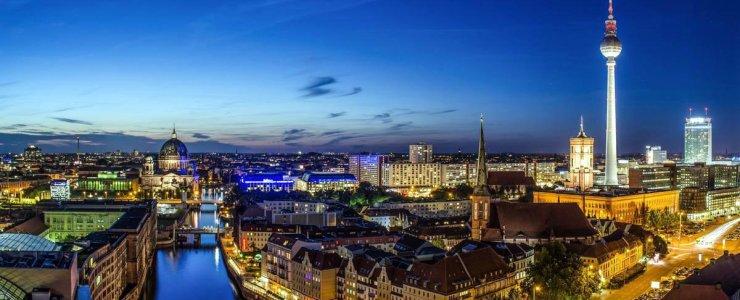 Как добраться из Праги в Берлин