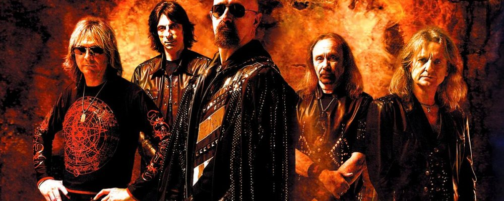 Концерт Judas Priest в Праге