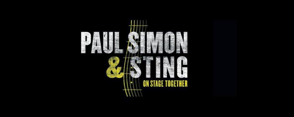 Концерт Paul Simon & Sting в Праге