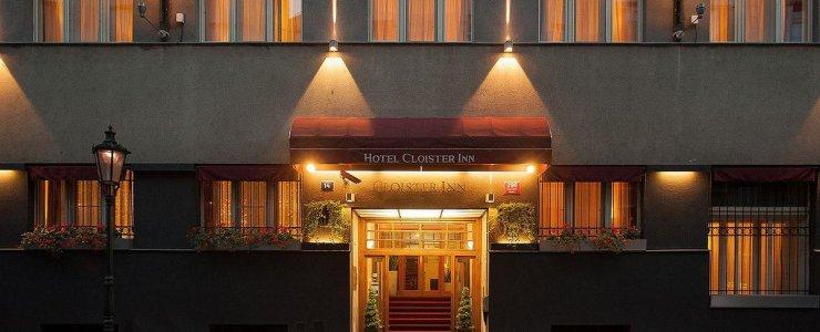 Отель Cloister Inn