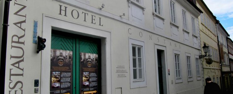 Отель Hotel Constans
