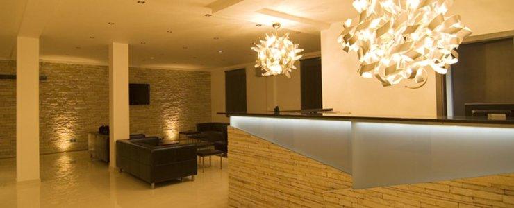 Отель Hotel Herrmes
