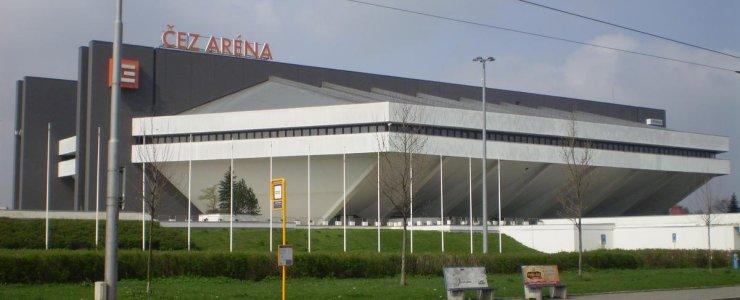 ČEZ Арена в Остраве