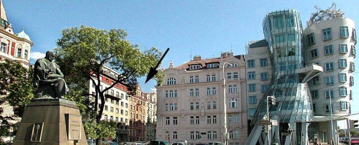 Отель Merlin Прага