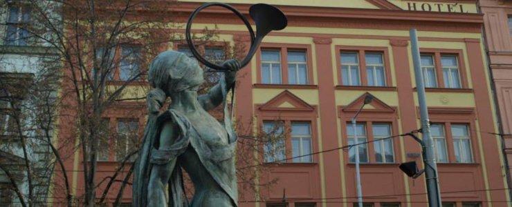 Отель Zlatá Váha