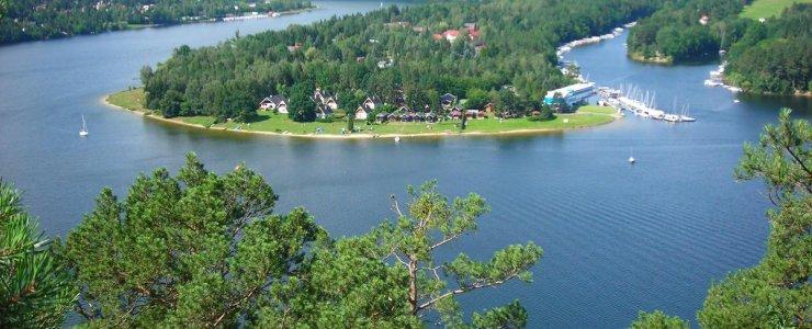 Озеро Слапы