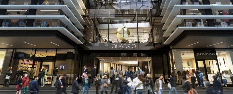 Торговый центр Quadrio