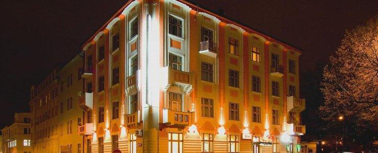 Отель Aramis Prague