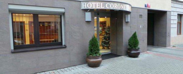 Отель Hotel Coronet