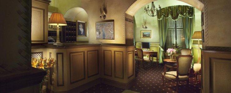 Отель Hotel Pod Vezi