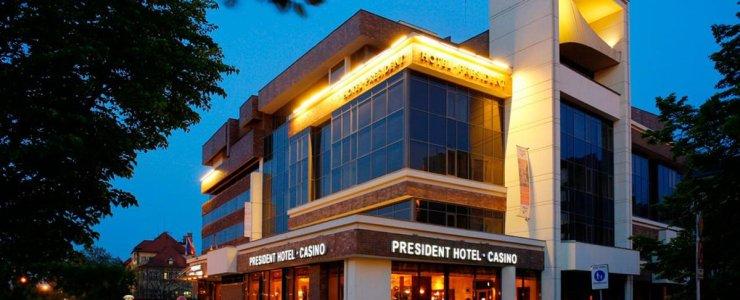 Отель President Hotel Prague