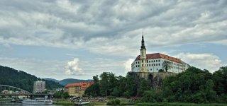 Дечинский замок