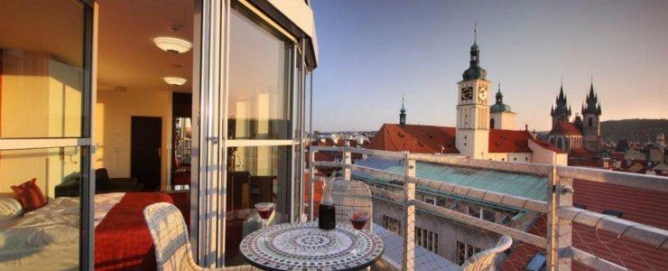 Отель Astoria Prague