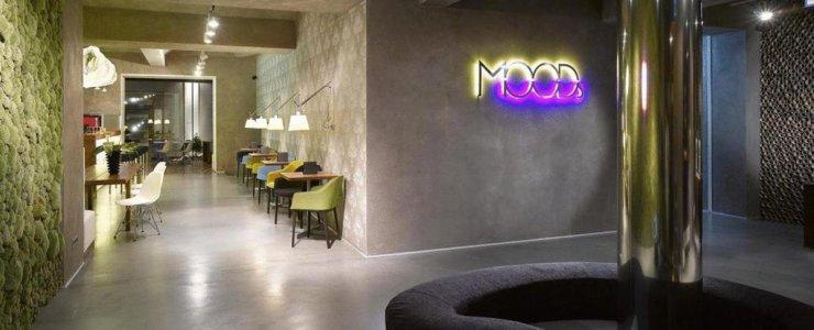 Отель Moods boutique