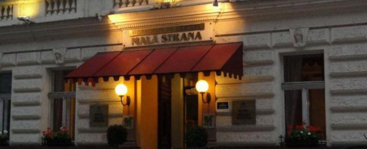 Отель Residence Mala Strana