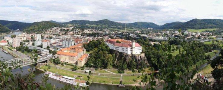 Дечин - Děčín