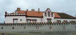 Замок Дуб на Прахатице