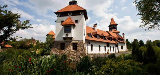 Замок Червены Уезд - Červený Újezd