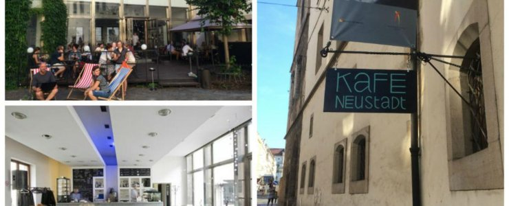 Клуб Café Neustadt