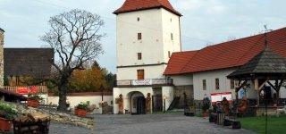 Замок Силезско-Остравский
