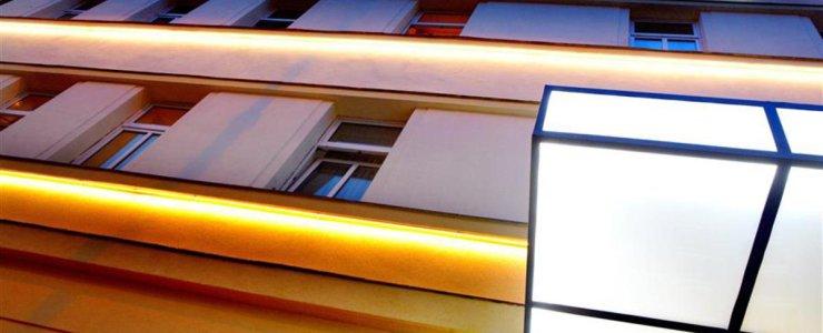Отель Merkur Prague