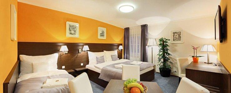 Отель Hotel u Martina Praha