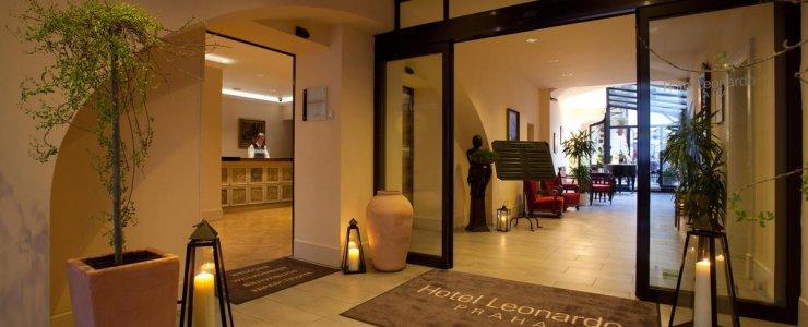Отель Leonardo Prague