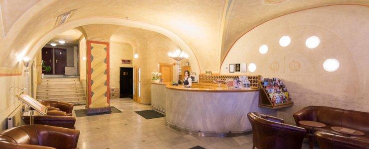Отель Meteor Plaza