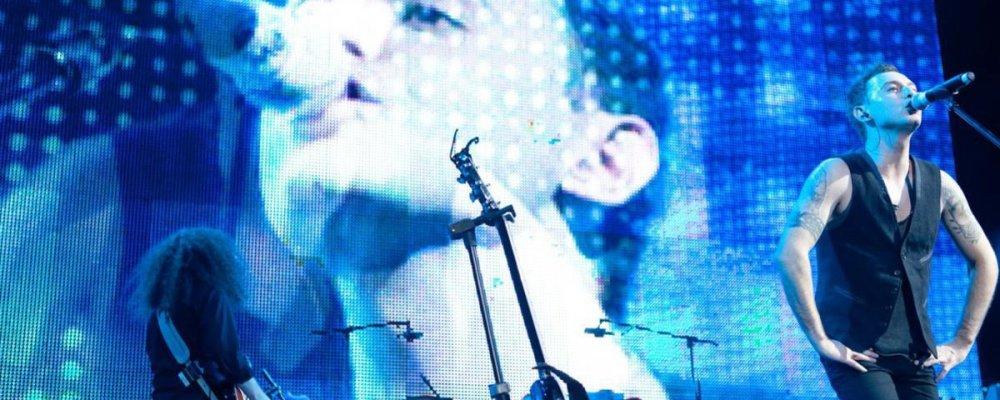 Концерт Звери в Праге