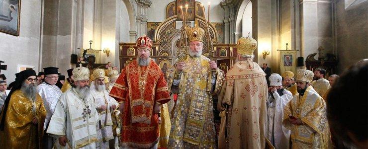 Православные церкви в Праге