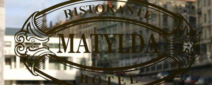 Отель Boat Hotel Matylda