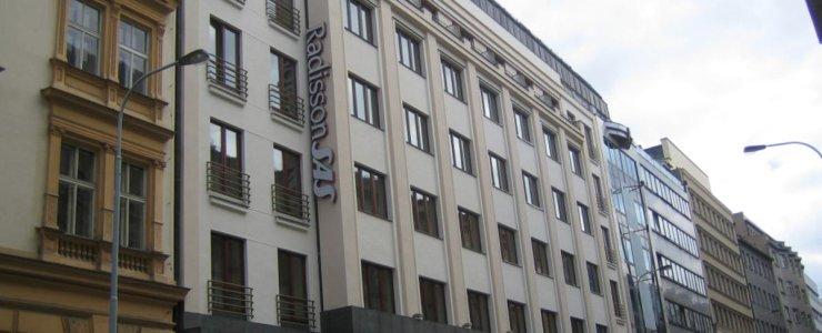 Отель Alcron Hotel Prague