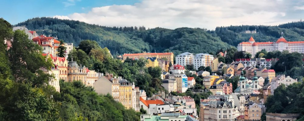 Карловы Вары - Karlovy Vary