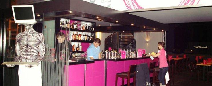 Клуб La Loca music bar & lounge